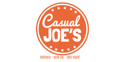 Dine Around The Lakes - Casual Joe's