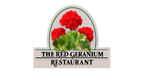 Dine Around The Lakes - Red Geranium Restaurant