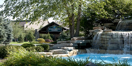Dine Around The Lakes - Timber Ridge Lodge & Waterpark
