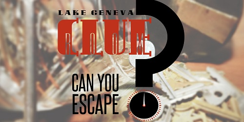 Dine Around The Lakes - Lake Geneva Clue Room